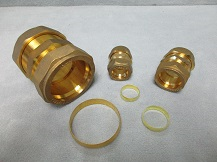 Brass Compression Fittings ( Bite Type - DIN2353 )