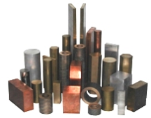 Popular Copper & Copper Alloys